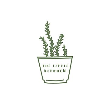The Little Kitchen: Olive Logo by racquelgraffeo