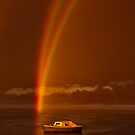 """Rainbows and Storms"" by Phil Thomson IPA"