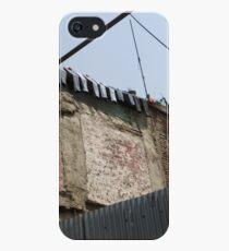 Kathmandu washing line iPhone SE/5s/5 Case