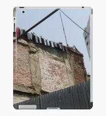 Kathmandu washing line iPad Case/Skin