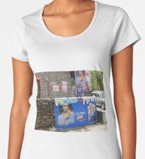 Pokhara washing line Women's Premium T-Shirt