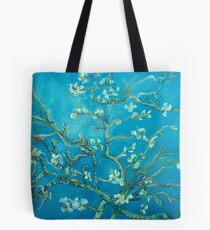 Almond blossoms  Vincent Van Gogh Tote Bag