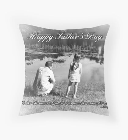 Another name for love... Throw Pillow