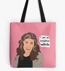 Grace and Frankie, Intuitive Witch Tote Bag