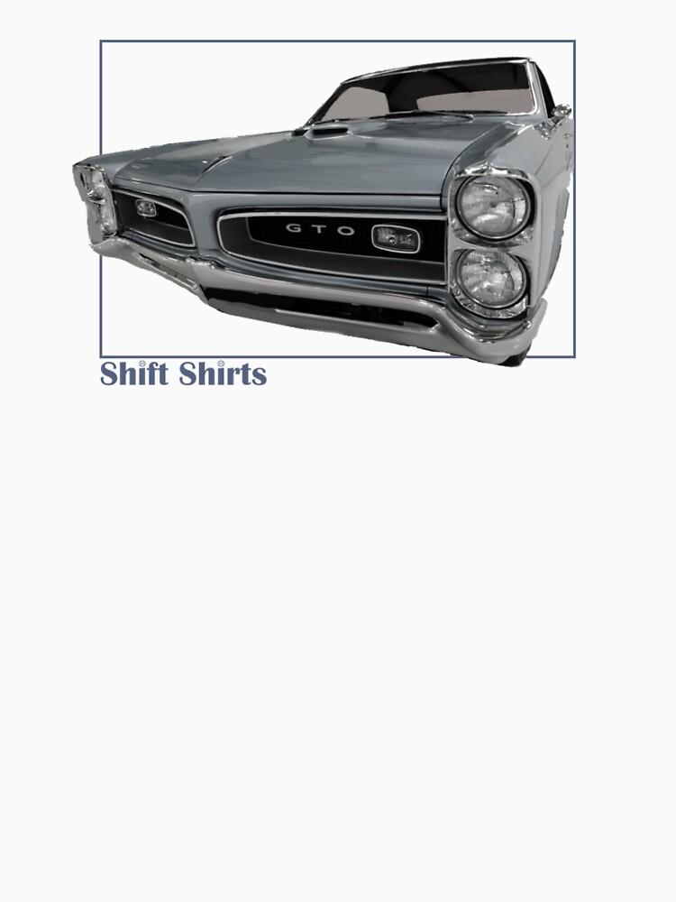 Shift Shirts Goat - GTO Inspired  by ShiftShirts
