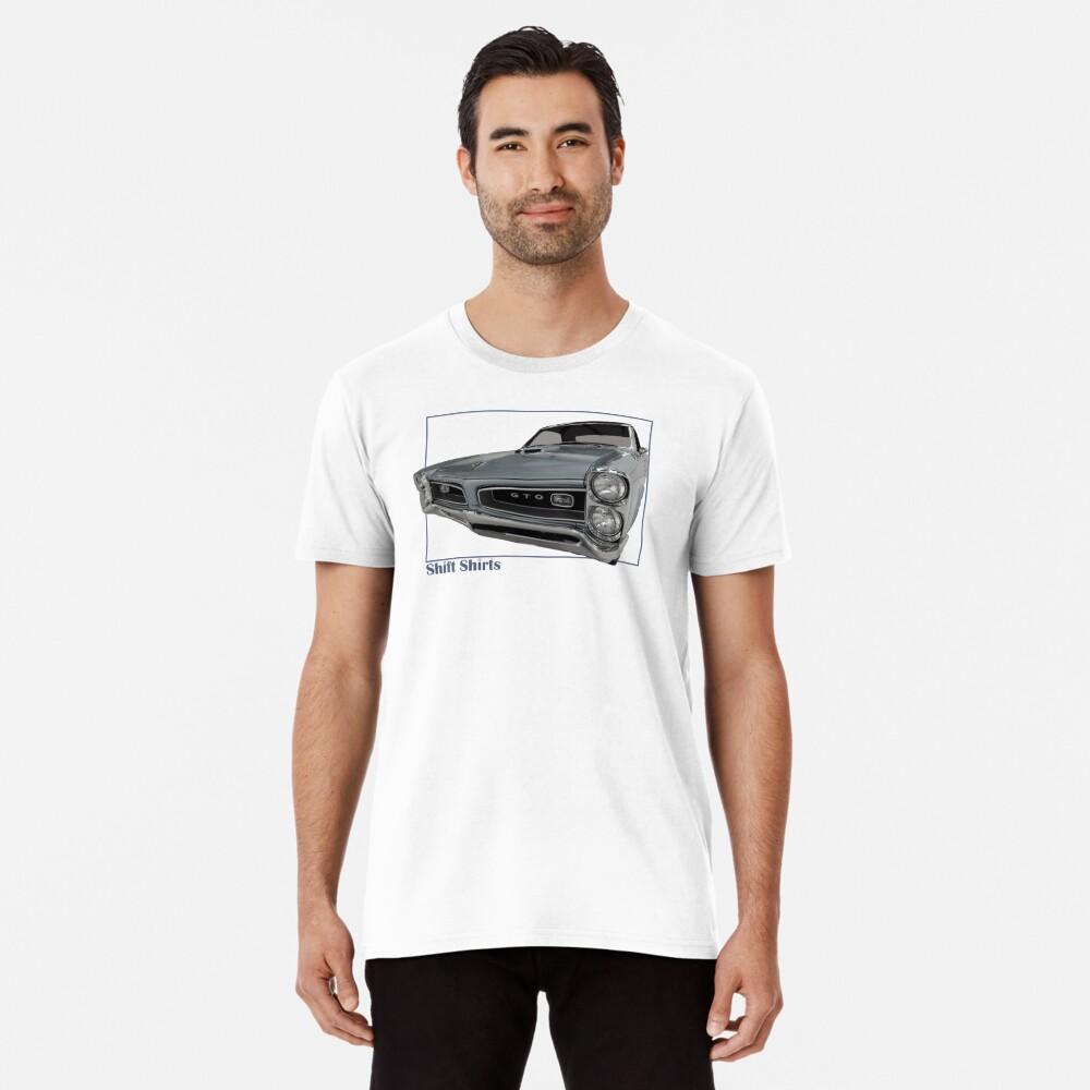Shift Shirts Goat - GTO Inspired  Premium T-Shirt