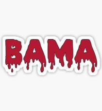 Pegatina Universidad de Alabama