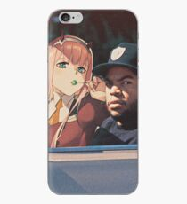 Zero Two x Ice Cube iPhone Case