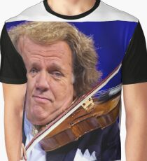 Andre Rieu Graphic T-Shirt