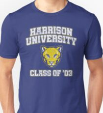 Harrison University Class of 03 (Variant) - Old School Unisex T-Shirt