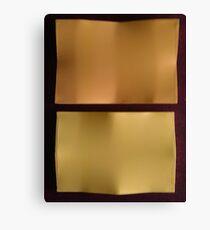 Yin / Yang of Frames Canvas Print