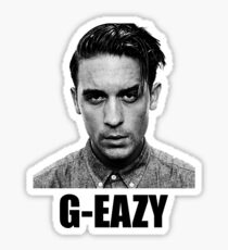 g-eazy Sticker