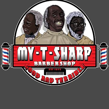 My-T-Sharp by TVMdesigns