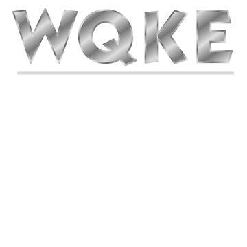 Qanon Woke Woked by Q Anon WQKE by JenniferMac