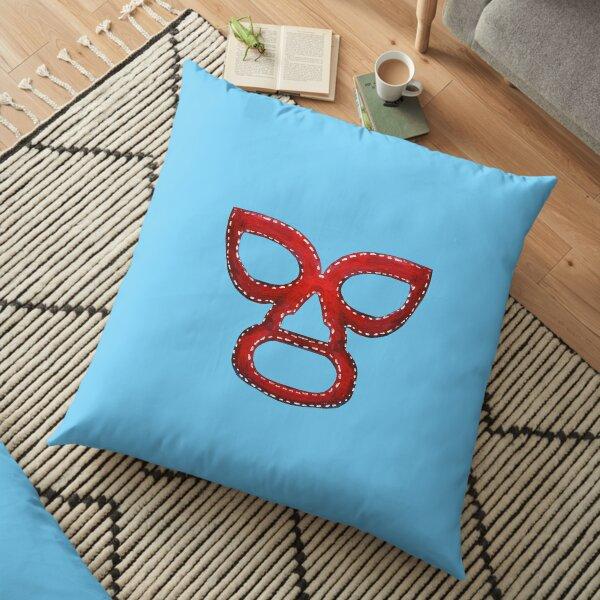 Nacho Libre Mask Floor Pillow