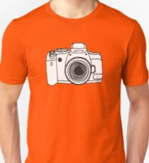 Kamera Unisex T-Shirt