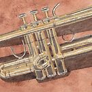 Trumpet by Ken Powers
