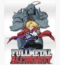 Full Metal Alchemist World Map.Fullmetal Alchemist Brotherhood Posters Redbubble