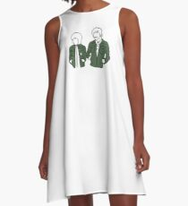 The Mighty Boosh A-Line Dress