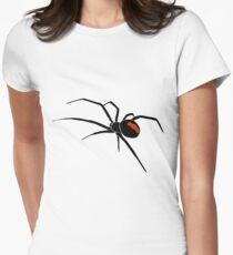 The Redback Spider Women's Fitted T-Shirt
