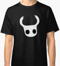 Camiseta clásica Hollow Knight - The Knight Mask