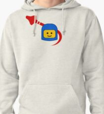 LEGO Classic Space Fan Pullover Hoodie