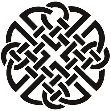 Celtic 'Knot'. by timothybeighton