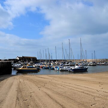 Before The Crowds- Lyme Harbour, Dorset.UK by lynn45