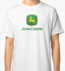 john deere farming Classic T-Shirt