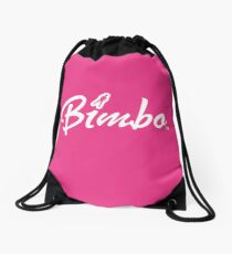 Barbie Bimbo Drawstring Bag