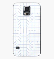 Hard Wired To It Case/Skin for Samsung Galaxy