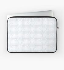 Hard Wired To It Laptop Sleeve