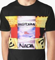 Goodbye Historia Forever Camiseta gráfica