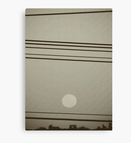 Chasing Suns Canvas Print
