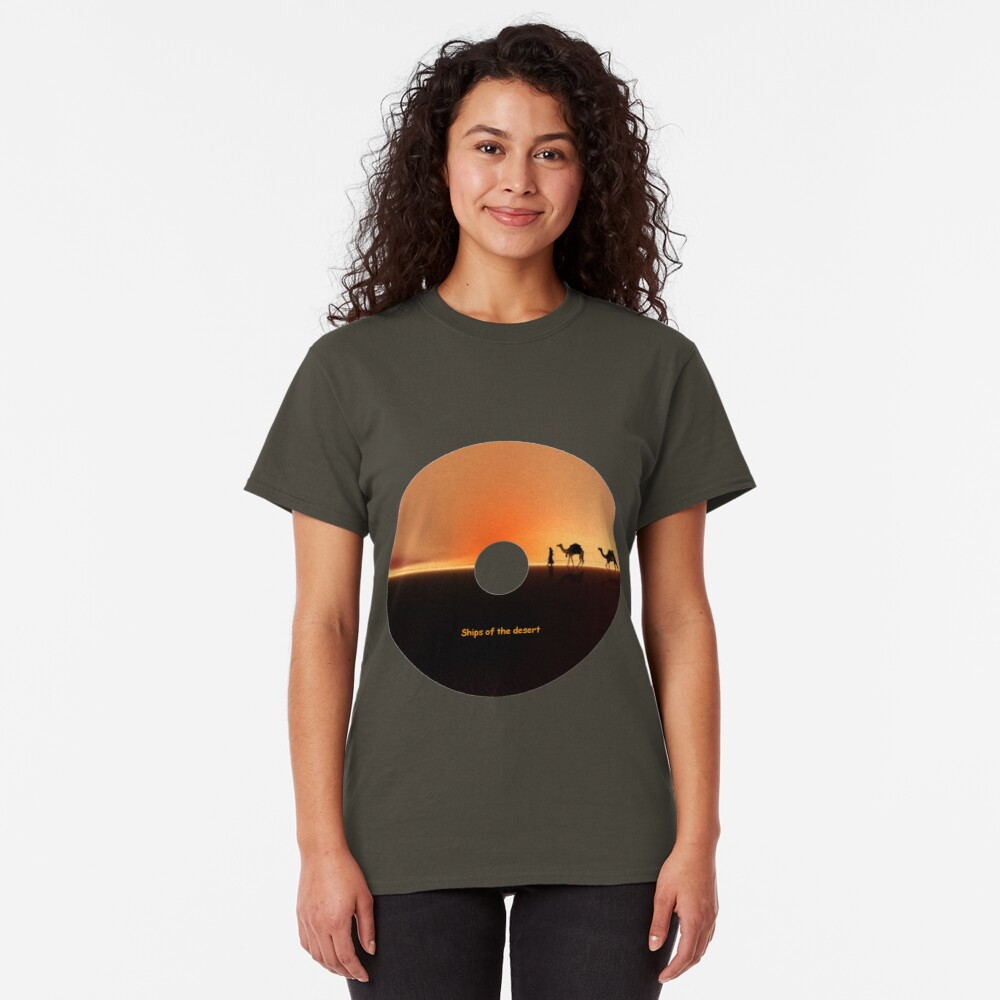 Desert Mirage Classic T-Shirt