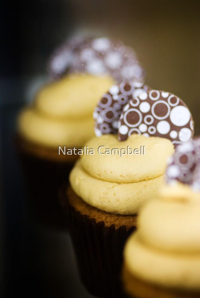 .caramel pecan delight. by Natalia Campbell
