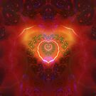 Bejewelled Heart by Jelena Mrkich