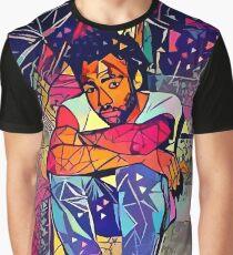 Candid Gambino Graphic T-Shirt