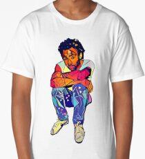 Candid Gambino Long T-Shirt