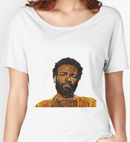 Abstract Childish Gambino Relaxed Fit T-Shirt
