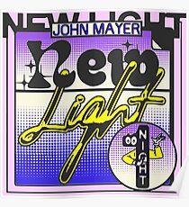 John Mayer - New Light Poster