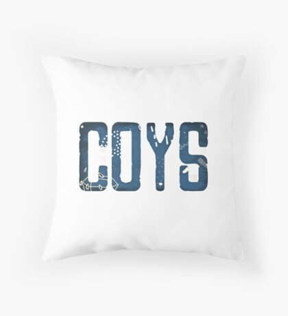 Come on You Spurs!  Throw Pillow