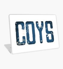 Come on You Spurs!  Laptop Skin