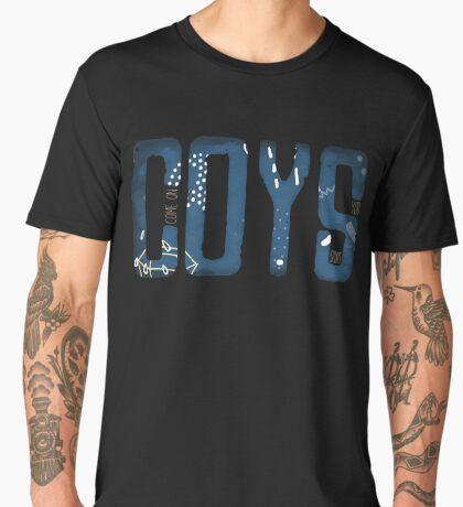 Come on You Spurs!  Men's Premium T-Shirt