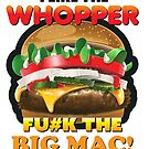 WHOPPER by PharaohLord