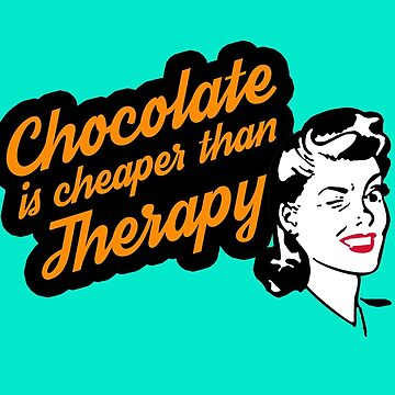 Chocolate Therapy by INFIDEL