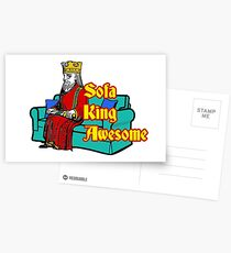 Your Sofa King Awesome Postcards