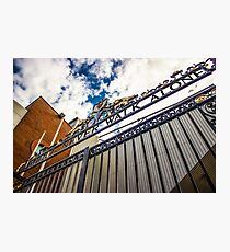 Liverpool FC - Shankly Gates Photographic Print