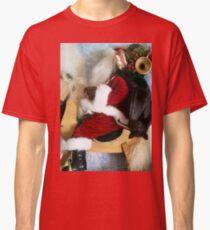 Christmas Bat  Classic T-Shirt