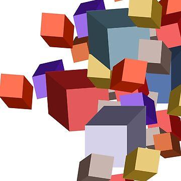Cubes by cmcewan